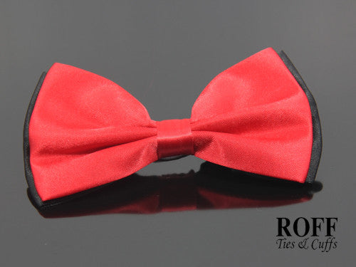 Regular Plain Bow Tie (RB118-Y3)
