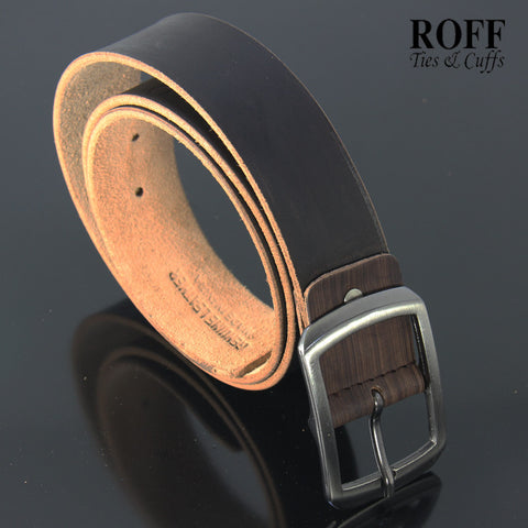 Casual Rugged Leather Belt