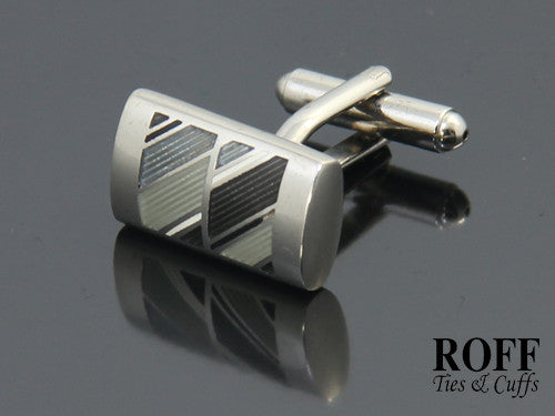 Grey Tones Cufflinks