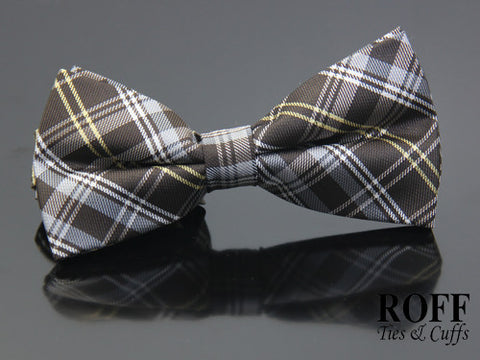 Regular Checker Bow Tie