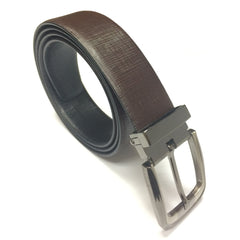 Reversible Leather Belt Tranzas
