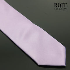 Lilac Vertical Textured Plain Tie