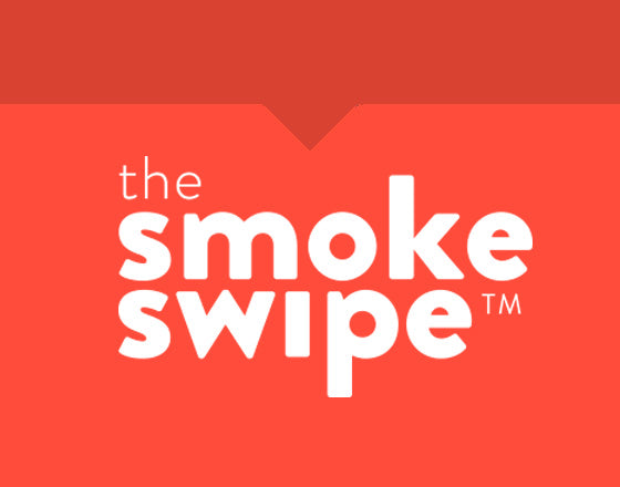Smoke Swipe Designed for Smokers by Reviver