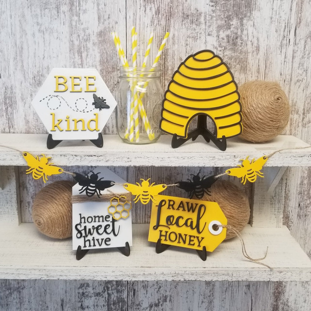 Honey Bees Craft Kit