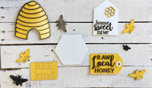 Load image into Gallery viewer, Honey Bees Craft Kit