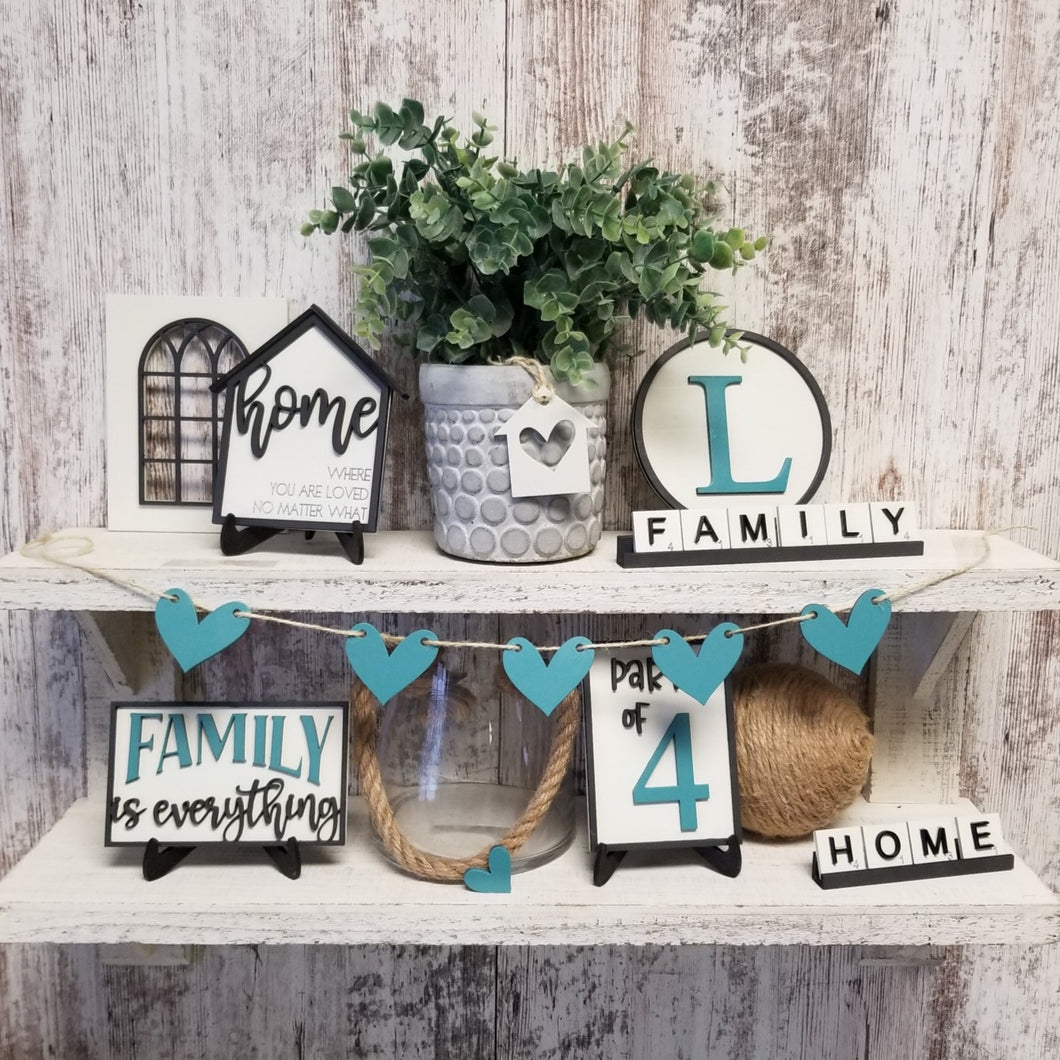 Home & Family Craft Kit