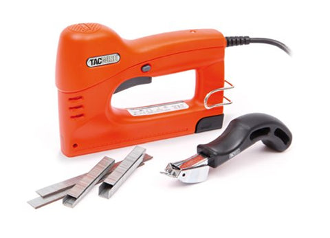 Tacwise Staple Gun Hobby 53EL Kit Comes With Staples Remover & 4000 Fixings-1038