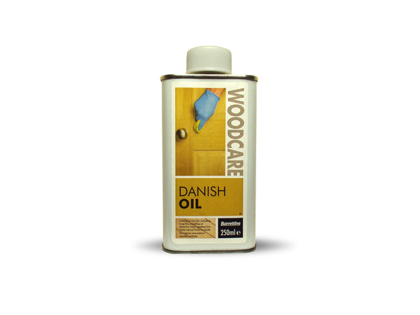 250ml Danish Oil for wood and worktops natural blend of food safe oils