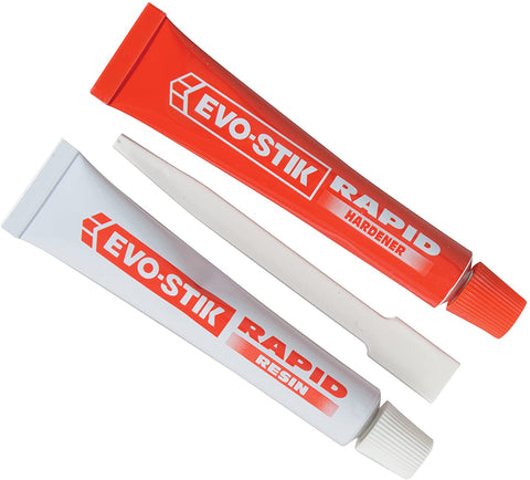 Bostik Evo-Stik Ultra Strong Rapid Epoxy Adhesive Super glue 30613667