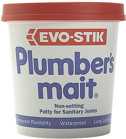 EVO STIK  750g PLUMBERS MAIT Non Setting Putty Quick Leak Repair 30812666