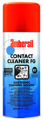 Ambersil 400ml Electrical Contact Cleaner FG Food Grade NSF K2 Registered 31588
