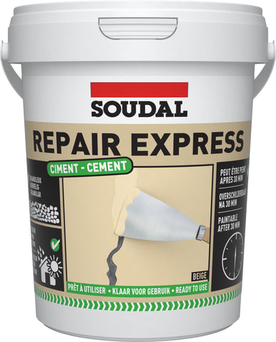 Soudal Beige 900ml Ready mixed Mortar Cement