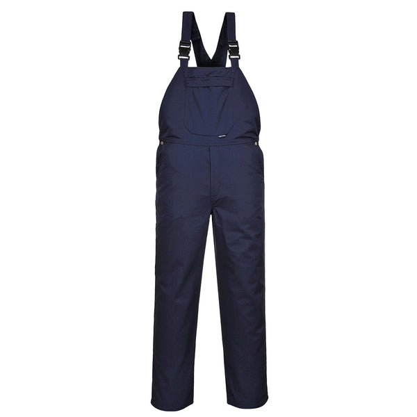 Portwest C875 - Navy Sz XL Regular Burnley Bib and Brace Overall Coverall
