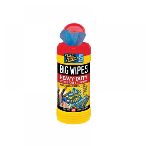 Big Wipes 80 Heavy Duty 4x4 Industrial Office Tools Surfaces Cleaning