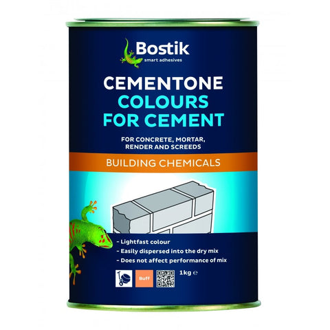 BOSTIK  1kg Cement Concrete Dye Colouring
