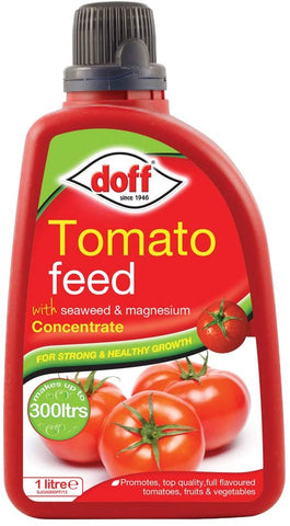 DOFF Tomato Feed Fertiliser High Potash with Seaweed,Magnesium Strong Growth