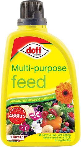 DOFF Multi-Purpose Feed Concentrate 1 litre plant food fertiliser