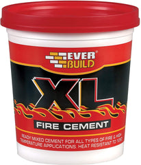 Everbuild 500G  XL Fire Cement Heat Resistant upto 1250 Degrees