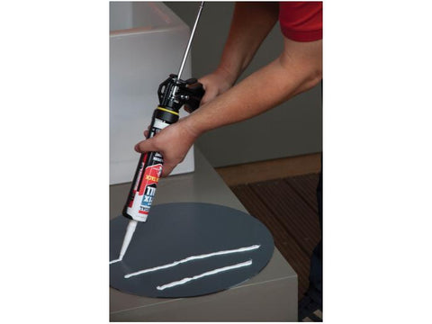 Soudal Fix All High Tack Super Strong Hybrid Polymer Sealant Adhesive SMX
