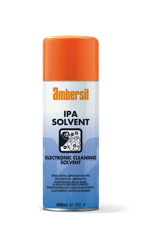 Ambersil 400ml Anti-Static Spray Neutralises Dissipates Static Electricity 31561