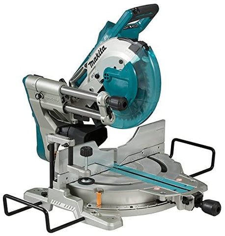 Makita DLS110Z Twin 18v Cordless Brushless Slide Compound 260mm Mitre Saw BARE