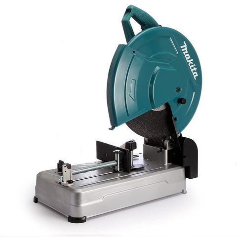 "Makita LW1400 355mm 14"" Portable Cut Off Saw 240v Tool-Less Wheel Replacement"