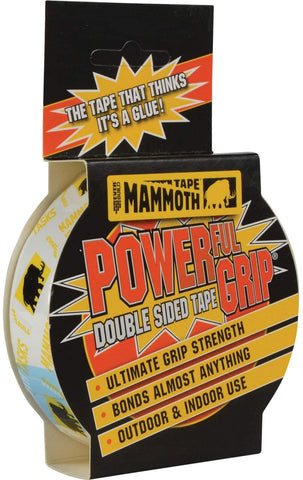 EverBuild Mammoth Tape Powerful Grip Mounting Tape Double sided