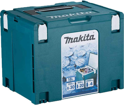 Makita Type 4 198253-4 18L Carry Case Stackable Connector Makpac Cool Box