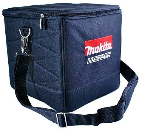 Makita 831373-8 10-Inch 225 mm Canvas Nylon Cube Tool Bag - Black