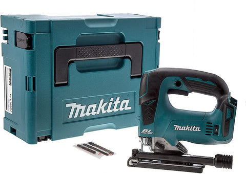 Makita DJV182ZJ 18v Cordless Jigsaw Brushless Li-Ion Bare Unit in Makpac Case