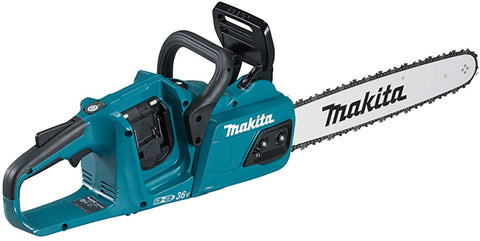 Makita DUC355Z twin 18v / 36v LXT Cordless Brushless 35cm Chainsaw Bare Unit