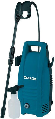 Makita HW101 Pressure Washer 240 V Mains Electric 1300W 100 Bar