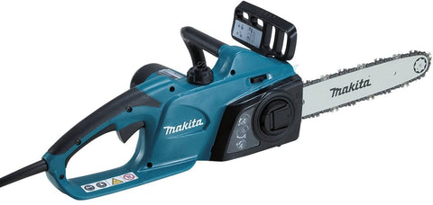 Makita UC3541A/2 240V Electric Chainsaw 35cm 1800W 10m Cable
