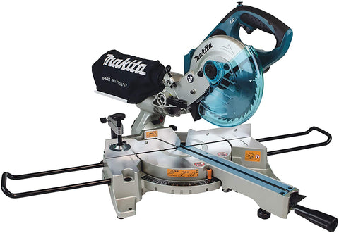 Makita DLS713NZ 18V Li-ion 190mm Slide Compound Mitre Saw Cord less Body Only