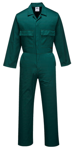 PORTWEST S999 All Colours & Sizes Work Euro Boiler Suit Coverall Overall PPE Mechanic