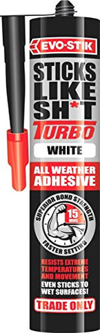 BOSTIK Evo-Stik Sticks Like Sh*t TURBO Grab Adhesive