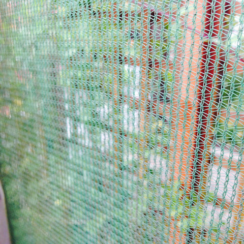 Yuzet Debris Netting Scaffold Sheeting Garden Allotments Screen Windbreak