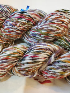 Fall Colors Alpaca/Merino/Silk