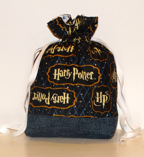 Black Harry Potter Bag