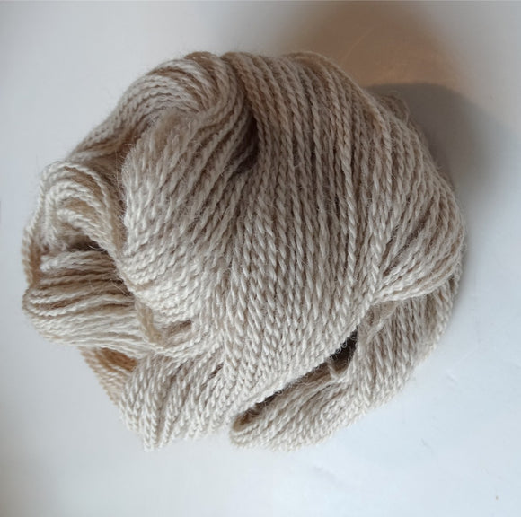 Light Farwn Fingering Yarn ~ Mill Spun