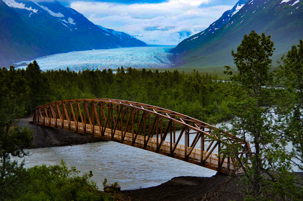 15 Wildly Impressive And Breathtaking Bridges In Alaska