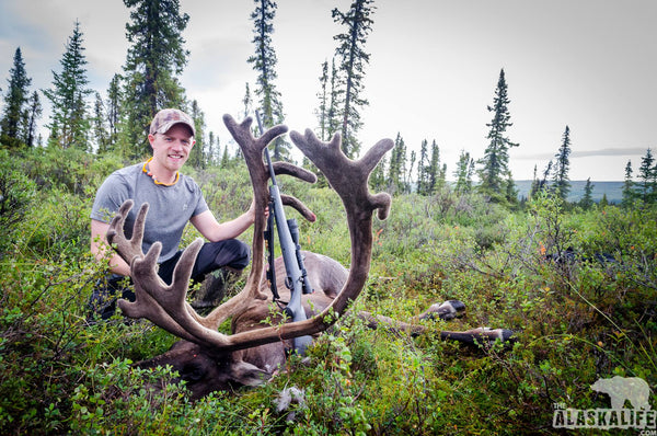 The Perfect Caribou Rifle - Hunting Rangifer Tarandus