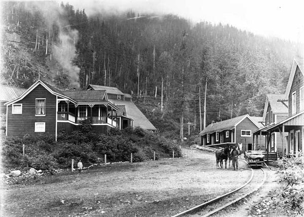 Uncovering Amalga - A Ghost Town in Southeast Alaska