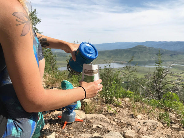 Backcountry and Backpacking Nutrition 101 - Meal Planning Tips