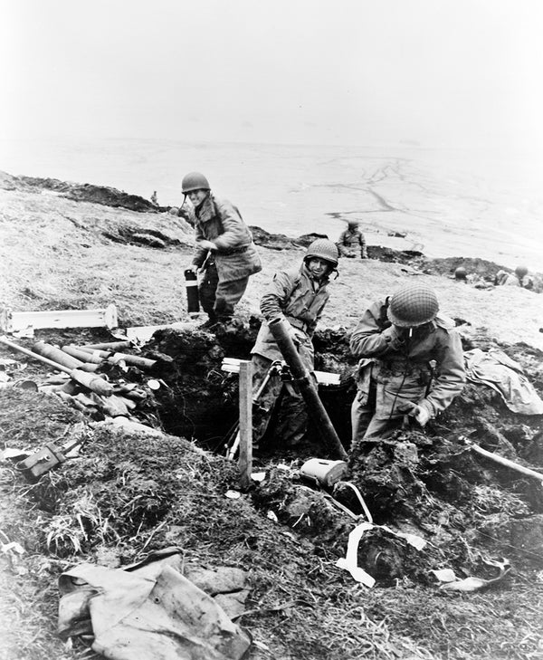 This Day In Alaska History: Battle For Attu