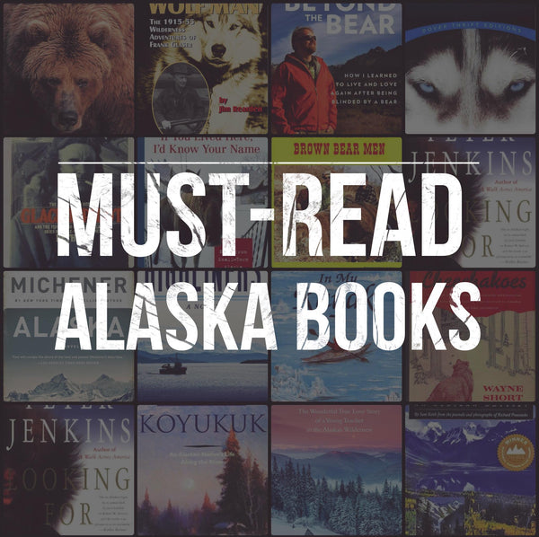 33 Alaska Books That are a Must Read!