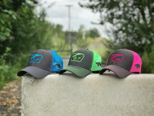 On the Fly Neon Cap