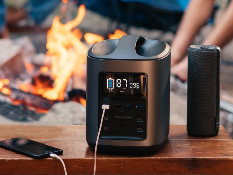 Image result for ECOFLOW Portable Power Station