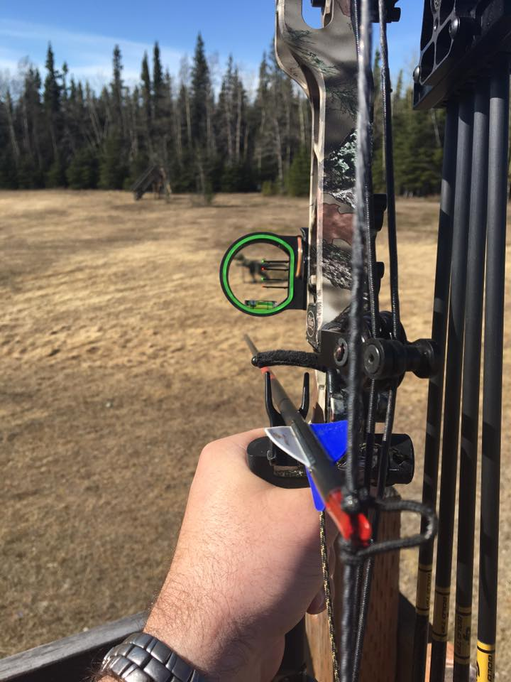Target practice Bowhunter Certification