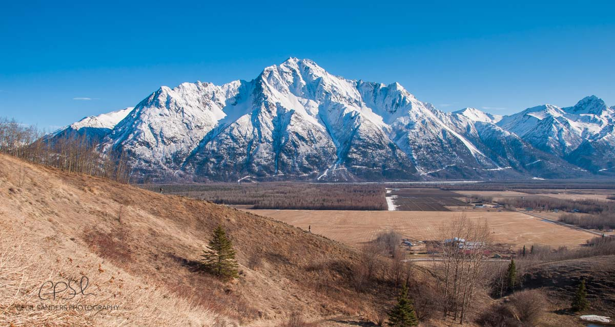 Hiking the Butte by Cecil Sanders Photography Top Ten Things to do in the Mat Su